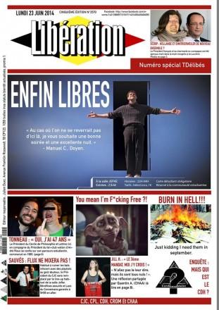 TD Libération 2014
