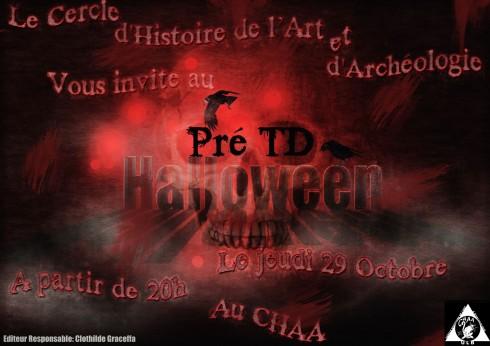 Pré-TD Halloween