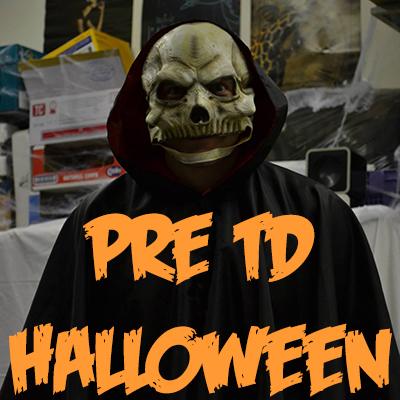 Pré TD Halloween